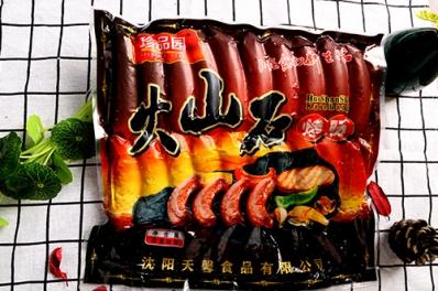 台湾烤肠生产厂家介绍香肠怎样制作味道更加可口